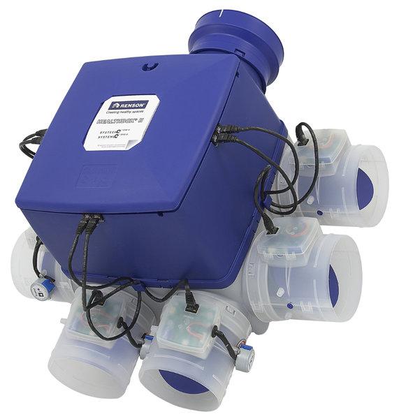 KIT Healthbox II XVK4 - vierstandenschakelaar
