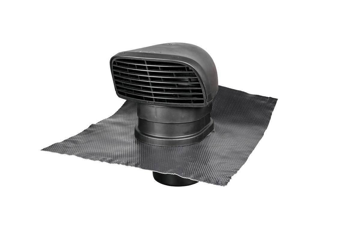 Dakdoorvoer Ventilatie Badkamer : Ventilatie door dak
